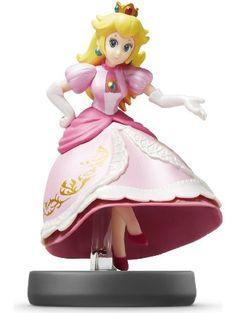 Peach amiibo (Super Smash Bros Series) ❤ Nintendo