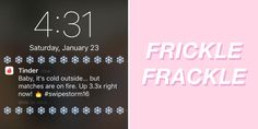 I Tried To Get a Tinder Hookup During a Blizzard And Here's What Happened