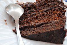 DARK CHOCOLATE TRUFFLE CAKE (Peggy Porschen) Receta en español