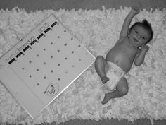 monthly baby pictures 2 Months Old! watch me grow