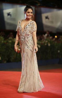 Vanessa Hudgens wearing Temperley