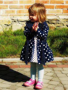 TaxusArt: My daughter Ursula :) Ursula, Polka Dot Top, To My Daughter, Vintage, Tops, Women, Style, Fashion, Polka Dot Shirt