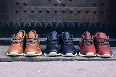 huge selection of ff4fc d4240 Charles F. Stead x Reebok Classic Leather Lux
