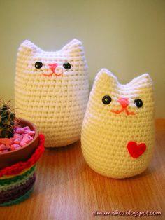 Alma Mishto: Cat Mishto.  FREE PATTERN 9/14.
