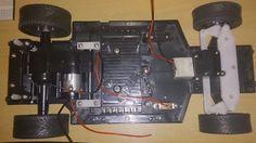 Arduino Bluetooth Remote Control Car: http://www.ardumotive.com/arduino-car