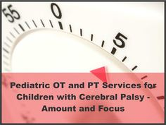 Your Therapy Source - www.YourTherapySource.com: Pediatric OT and PT for Children with Cerebral Palsy