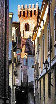 Church Bell. Nizza Monferrato, Piemonte (Italy)