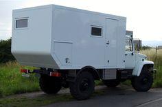 Bocklet Adventure Camper