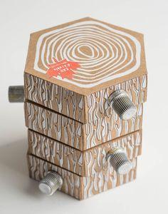 Agamy adore ce projet étudiant pour un contenant pour l'eau d'érable sucrée. #packaging #inspiration Source : PACKAGING | UQAM