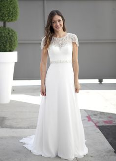 Desiree Hartsock Maggie Sottero Gown | Sarah Shreves | blog.theknot.com