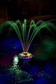 1000 Images About Lights And Fountains On Pinterest