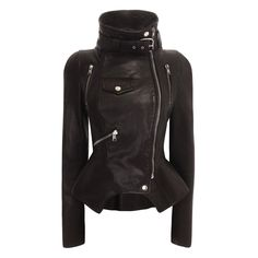 ALEXANDER MCQUEEN | Jackets & Coats | Women Leather