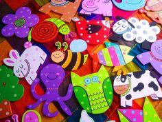 Magnets / Imanes by rebeca maltos, via Flickr