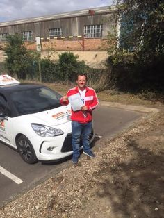 Congratulations to Kevin Parker for passing his driving test on the 9th of August 2016. Best Wishes from Driving Instructor Paul Wright and the Team at Elite Driving School.