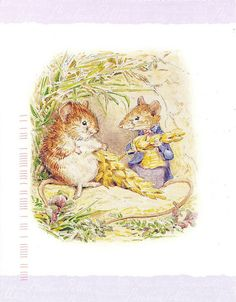 beatrix potter illustrations | Beatrix Potter illustration postcard | Flickr - Photo Sharing!