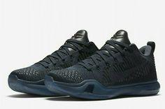 The Nike Kobe 10 from the Black Mamba pack #Tasty