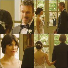 Jorge le dice a Esperanza que no le va a decir que se escape porque ahora si se casa con el hombre que ama cap 166