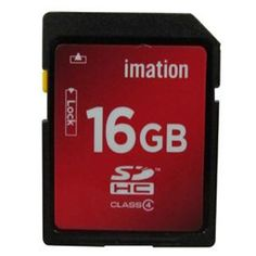 Buy online #Imation SDHC Card 16GB #ExternalStorage device @ luluwebstore.com for AED45.00