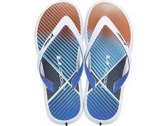8039061239cb Rider Energy II (White Blue). hpjitesh · flipflops · Lacoste Sneakers
