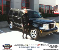 #HappyAnniversary to Hadley Hoff on your 2012 #Jeep #Liberty from Everyone at Huffines Chrysler Jeep Dodge RAM Plano!