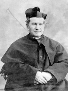 Don Bosco. 1887, Turín.