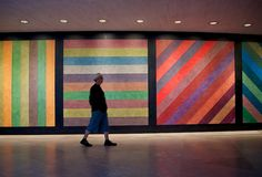 Sol Lewitt, Wall Drawing