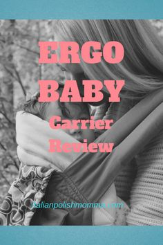 Looking for the perfect baby carrier? Look no more! Here is an honest review of the best baby carrier out there! Read on to see what makes Ergo such a great carrier! Ergo Baby Carrier Review