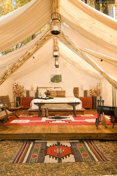 Backyard Tent Ideas 121