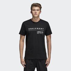 Køb adidas EQT PDX Classic T-shirt - Sort på Adidas.dk! Se alle stilarter og farver på den officielle adidas online shop.