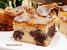 Szybkie i proste ciasto na święta - Seromakowiec ,bardzo wilgotny i pyszny - YouTube Pizza Lasagna, Calzone, Biscotti, Tiramisu, Cheesecake, Gluten Free, Keto, Sweets, Cooking