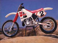 1988- Yamaha YZ250