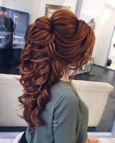 Wedding Guest Updo, Braided Hairstyles For Wedding, Bride Hairstyles, Down Hairstyles, Easy Hairstyles, Hairstyle Ideas, Hairstyles Pictures, Black Hairstyles, Step Hairstyle