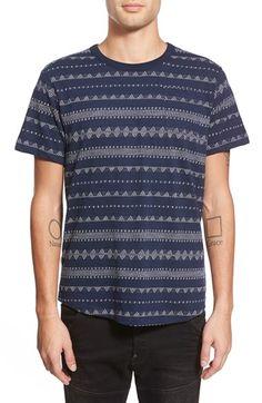 Obey 'Mateo' Jacquard Knit T-Shirt