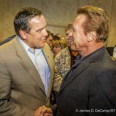 The 2016 After-School All-Stars Ohio Arnold Experience photographed Friday March 4 2016 at Dock 580 with Arnold Schwarzenegger. ( James D. DeCamp | http://ift.tt/1uidMgw & hhttp://www.BlueSkiesHD.com | 614-367-6366) #Schwarzenegger #ASF2016 #JDeCampPhoto #BlueShiesHD #ArnoldSportsFestival #ArnoldClassic #Dock580 #ASASOhio #MayorGinther #Kasich #614 #AsSeenInColumbus #ApoloOhno