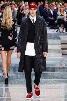 Défilé Versace Printemps-été 2018 48
