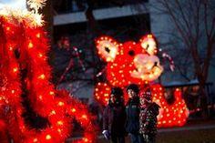 Holiday Lights Festival