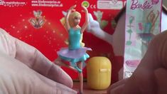 BARBIE Doll Ballerina Dragon Kinder Surprise Eggs MPGFF194  FF080