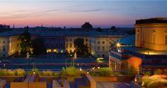Hotel de Rome Rooftop Bar