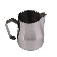Chinatera Stainless Steel Frothing Pitcher for Espresso Machines, Milk Frothers  #CoffeeMachineAccessories