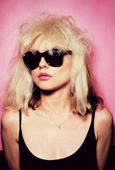 aurumnorthwood: Debbie Harry photographed by Jimmy DeSana,… | Newsy.licio.us