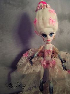 RESERVED IMPERIALESHERILYN Monster high doll  by AlexandraSoury
