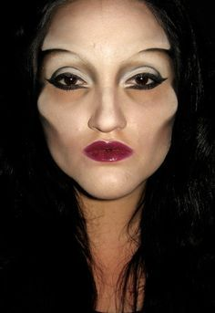 this is amazing contouring!!! #makeup