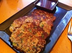 sprouted mung bean pancakes. Non Meat Protein Sources, Mung Bean, Meatloaf, Food Inspiration, Quinoa, Sprouts, Banana Bread, Side Dishes, Pancakes