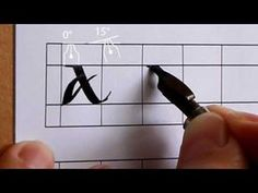 Letra Uncial Parte 1 - YouTube