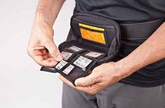 Spider Pro Memory Card Organizer - SH950