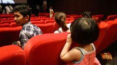 Rumah Ambu: Membawa Batita (Al) ke Bioskop