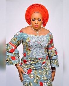 Ankara is probably the most versatile fabric in the world and as we all know never goes out of style. The Ankara print is latest trend African Wear Dresses, African Fashion Ankara, Latest African Fashion Dresses, African Print Fashion, African Attire, Africa Fashion, African Prints, Trendy Ankara Styles, Ankara Gown Styles
