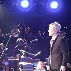 《ライブレポート》  佐野元春&THE HOBO KING BANDのビルボードライブ 'Smoke & Blue 2017'、大阪2回目の公演。今夜も元春とバンドは観客と一緒に最高のグルーヴに揺れた。ビルボード大阪公演にご来場いただいたみなさん、ありがとうございました。 明日の大阪公演もぜひ楽しみにしてください。