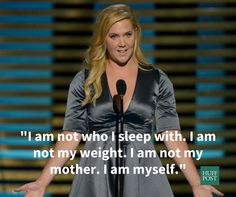13 Ways Amy Schumer Makes Us Proud To Be Women