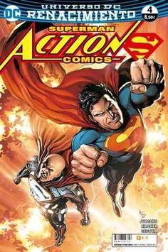 ¡El desenlace de Hombres de Acero! Atrapados en el mundo del Verdugo de Dioses, Superman y Lex Luthor deben formar una incómoda alianza si quieren regresar a la Tierra. ¿Merece Luthor la libertad, o el último hijo de Krypton se asegurará de que no salga jamás de ese infierno en el otro lado de la galaxia? ¿Se convertirá Kal-El en juez, jurado... y verdugo? ¡El futuro está en juego